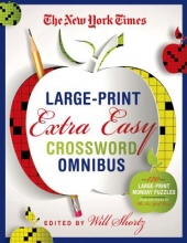 The New York Times Large-Print Extra Easy Crossword Puzzle Omnibus