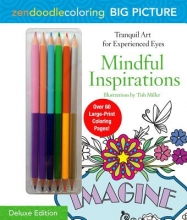 Zendoodle Coloring Big Picture Mindful Inspirations