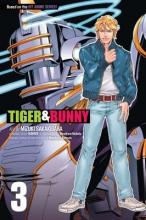 Sakakibara, Mizuki Tiger & Bunny 3