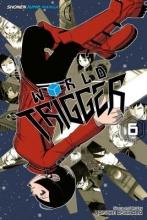 Ashihara, Daisuke World Trigger 6
