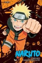 Kishimoto, Masashi Naruto 3-in-1 Edition 13