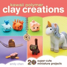 Emily Chen Kawaii Polymer Clay Creations