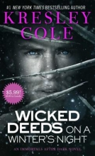Cole, Kresley Wicked Deeds on a Winter`s Night