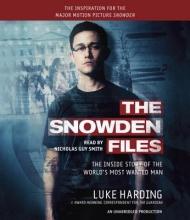 Harding, Luke The Snowden Files (Movie Tie in Edition)