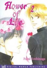 Yoshinaga, Fumi Flower of Life Volume 2