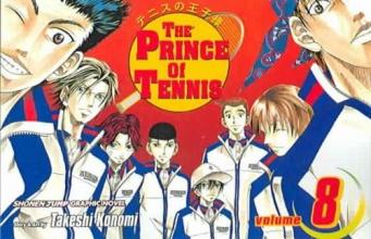 Konomi, Takeshi,   Jones, Gerard The Prince of Tennis 8