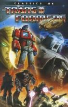 Parkhouse, Steve The Transformers Classics U.K. 1