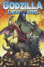 Frank, Matt Godzilla Legends