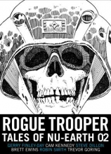 Finley-Day, Gerry,   MacManus, Steve,   Rogan, Ian Rogue Trooper 2