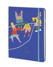 Bookblock Double Dutch - Alec Doherty - Lined/Plain/Dot Grid
