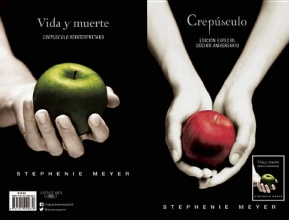 Meyer, Stephenie Crepúsculo Vida y muerte Twilight Life and Death