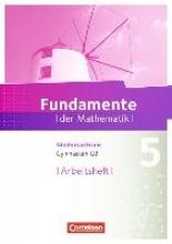 Pallack, Andreas Fundamente der Mathematik 5. Schuljahr. Arbeitsheft mit Lösungen Gymnasium Niedersachsen