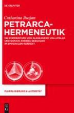 Busjan, Catharina Petrarca-Hermeneutik