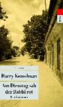 Kemelman, Harry,   Janus, Edda Am Dienstag sah der Rabbi rot