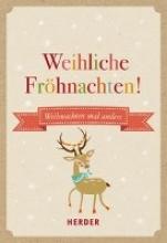 Fenske, Michael Weihliche Fröhnachten