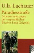Lachauer, Ulla Paradiesstraße. Großdruck