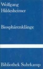 Hildesheimer, Wolfgang Biosphärenklänge