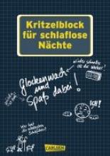 Haubner, Antje Kritzelblock für schlaflose Nächte