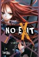 Seta, Haruhi No Exit, Band 1