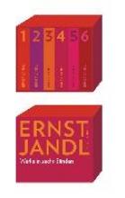 Jandl, Ernst Werke in sechs Bänden (Kassette)