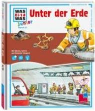 Herrmann, Heike Was ist was junior 21: Unter der Erde