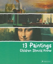 Angela,Wenzel 13 Series 13 Paintings Children Should Know