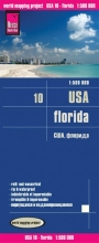 , Reise Know-How Landkarte USA 10. Florida 1 : 500.000