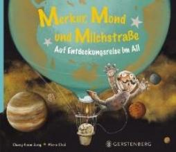 Jung, Chang-Hoon Merkur, Mond und Milchstraße