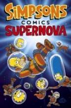 Groening, Matt Simpsons Comics 22. Supernova