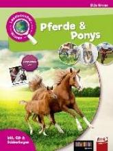 Krome, Silke Leselauscher Wissen: Pferde und Ponys (inkl. CD & Stickerbogen)