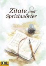 Zitate und Sprichwrter in Groschrift