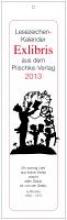 Exlibris Lesezeichenkalender 2017