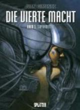 Gimenez, Juan Die Vierte Macht 01 - Supramental