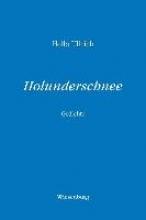 Ullrich, Hella Holunderschnee