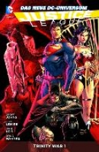 Johns, Geoff Justice League 05: Trinity War 1