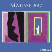 Matisse 2017 Broschürenkalender