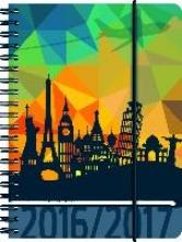 BRUNNEN Sch�lerkalender/Sch�ler-Tagebuch 2016/17 Travel