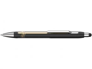 , Stylus balpen Schneider Epsilon Touch zwart/ goud