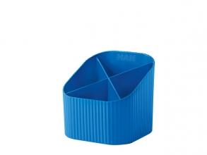 , Pennenkoker Han Re-LOOP  4-vaks blauw