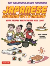 Alexis Aldeguer,   Maiko San Japanese Cooking with Manga