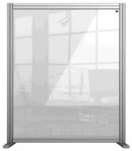 , Bureauscherm Nobo Modulair transparant acryl 800x1000mm