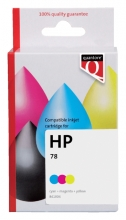 , Inktcartridge Quantore HP C6578A 78 kleur