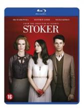 Stoker Blu-Ray /