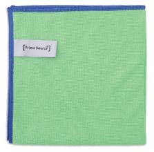 , Microvezeldoek professional groen 38x38cm 10 stuks