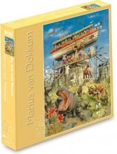 , De Ark van Noach Puzzel 100 stukjes