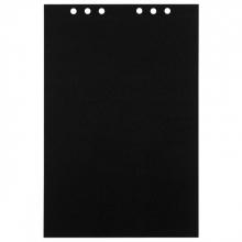 , Tekenpapier MyArtBook A4 210gr 6-gaats 20vel zwart