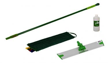 , Moppenset Greenspeed Sprenkler Velcro