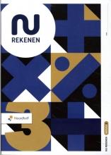 Corné van Berchum , NU Rekenen niveau 3 mbo 2021 leerwerkboek