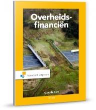 C.A. de Kam , Overheidsfinancien