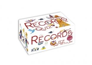 Quizbox De Records-Quiz van 8 tot 12 jaar